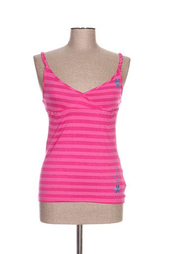 icepeak chemises femme de couleur rose
