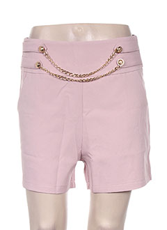 Produit-Shorts / Bermudas-Femme-AZAKA