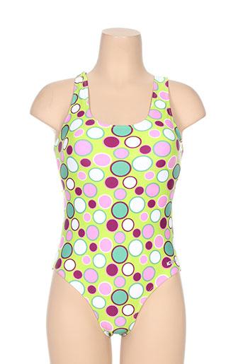 icepeak maillots de bain fille de couleur vert