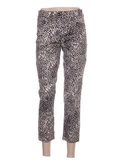 Pantalon 7/8 gris GARDEUR pour femme