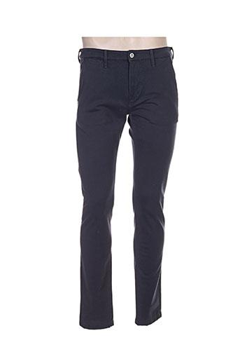 pepe jeans pantalons homme de couleur gris