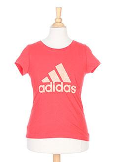 Produit-T-shirts-Fille-ADIDAS