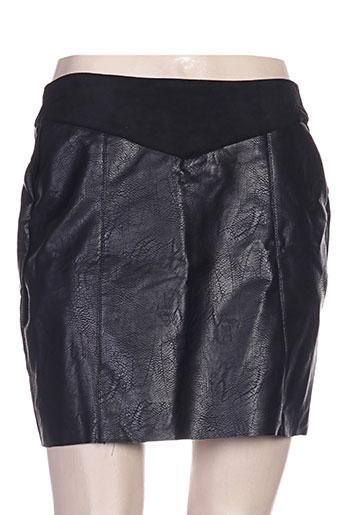 tiffosi jupes femme de couleur noir