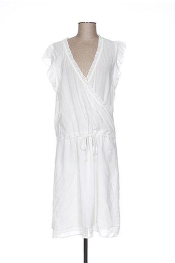 black mojito robes femme de couleur blanc