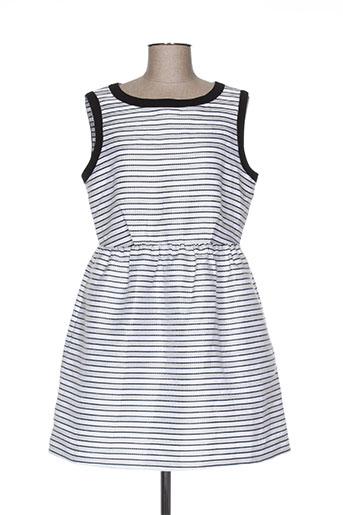 lucy & co robes femme de couleur blanc