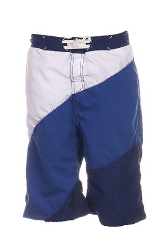 tiffosi maillots de bain garçon de couleur bleu