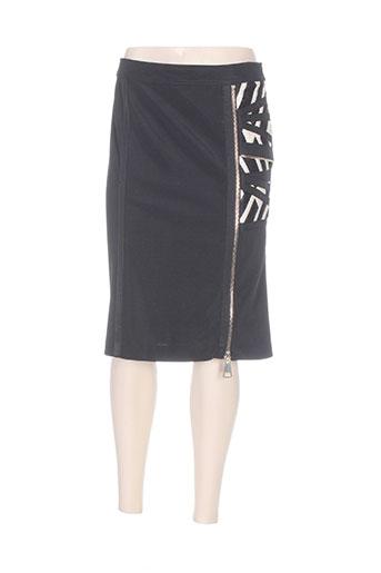 fuego woman jupes femme de couleur noir