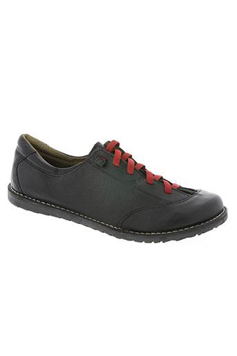 aice chaussures homme de couleur noir