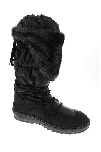 kimberfeel chaussures femme de couleur noir