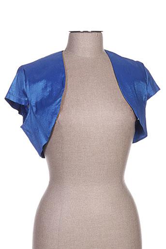 Boléro bleu CHARM'S pour femme