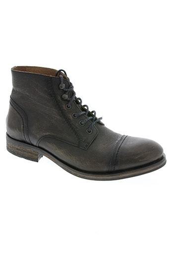 tommy hilfiger chaussures homme de couleur marron