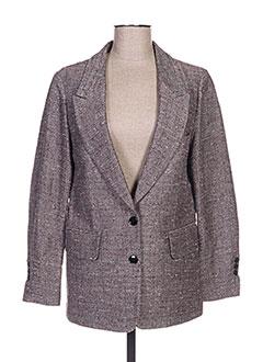 Veste chic / Blazer gris GOLDEN GOOSE DELUXE BRAND pour femme
