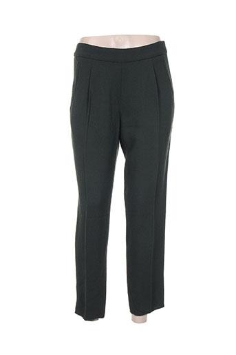 Pantalon chic vert FORTE-FORTE pour femme
