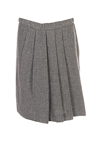 hartford jupes femme de couleur gris