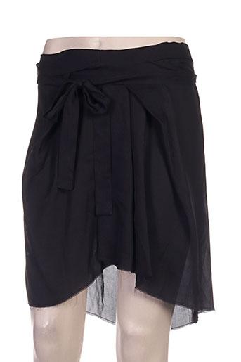Jupe courte noir ISABEL MARANT pour femme