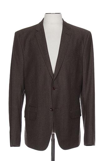 Veste casual marron FILIPPA K pour homme