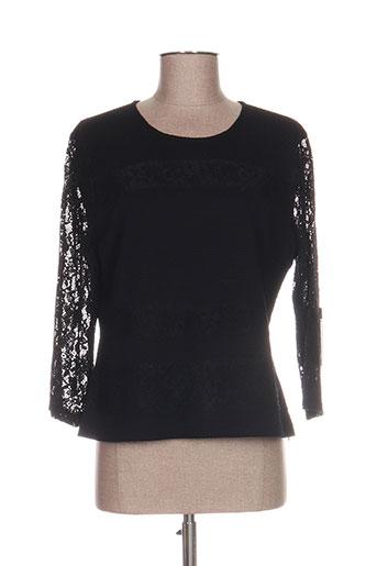 betty barclay chemises femme de couleur noir