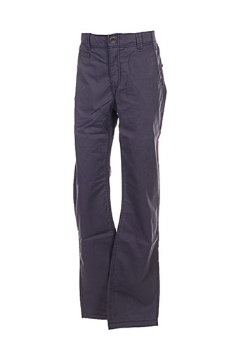 mexx pantalons garçon de couleur gris