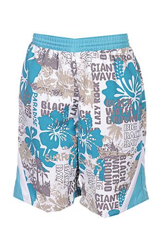 fashy maillots de bain garçon de couleur bleu