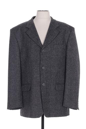 gianni marco vestes homme de couleur gris
