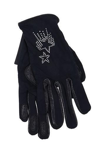 fst handwear accessoires femme de couleur noir
