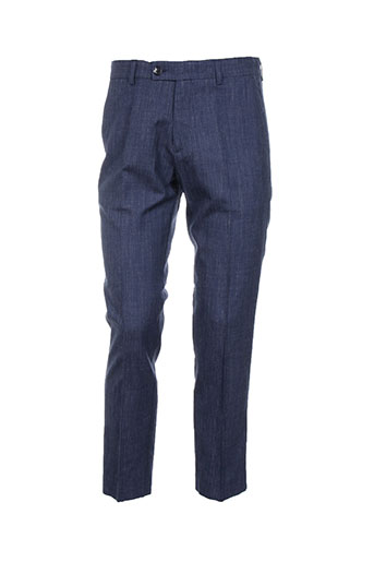 Pantalon chic bleu SAMSOE & SAMSOE pour homme