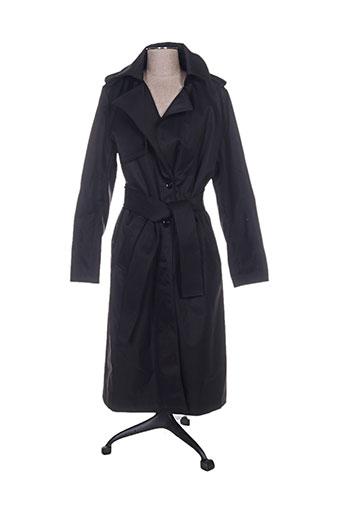 on parle de vous manteaux femme de couleur noir