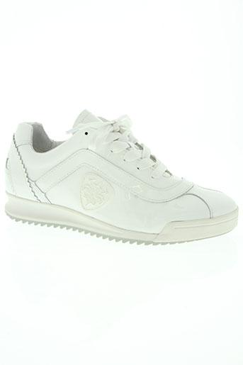 philippe morvan chaussures femme de couleur blanc