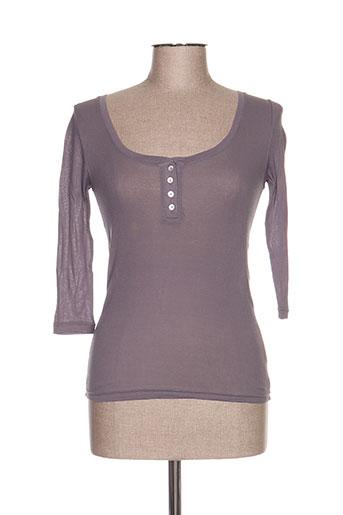 j EFFI_CHAR_1 w t-shirts femme de couleur gris