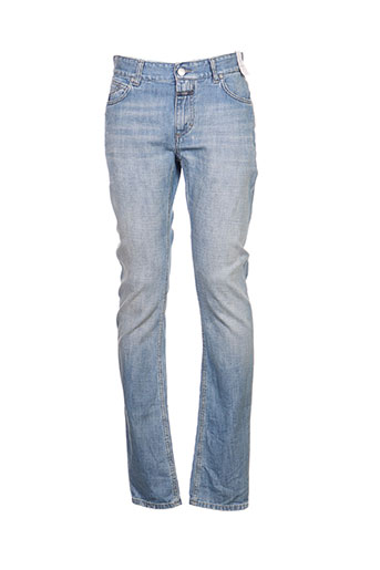 closed jeans homme de couleur bleu