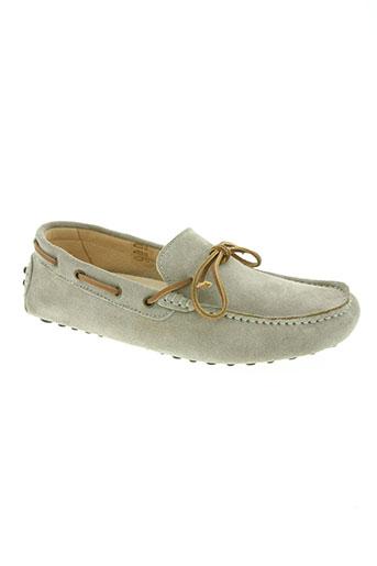 edween pearson chaussures homme de couleur gris