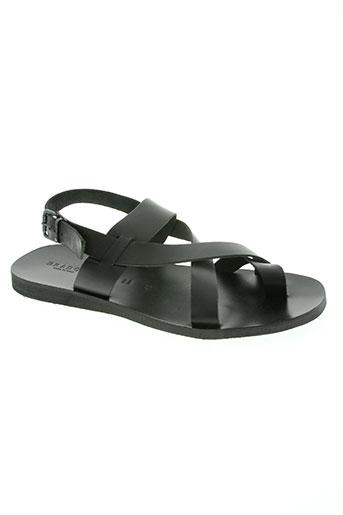 brador chaussures homme de couleur noir