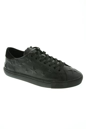 date chaussures homme de couleur noir