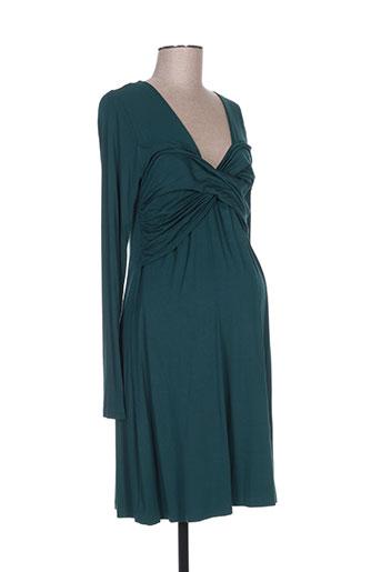 seraphine robes femme de couleur vert
