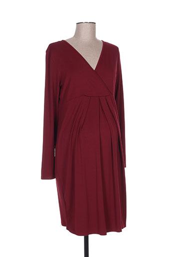 balloon robes femme de couleur rouge