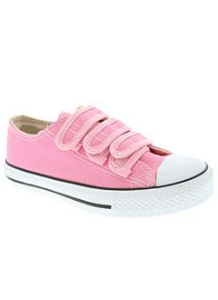 Baskets rose BEPPI pour fille