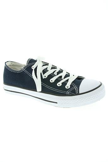 beppi chaussures unisexe de couleur bleu