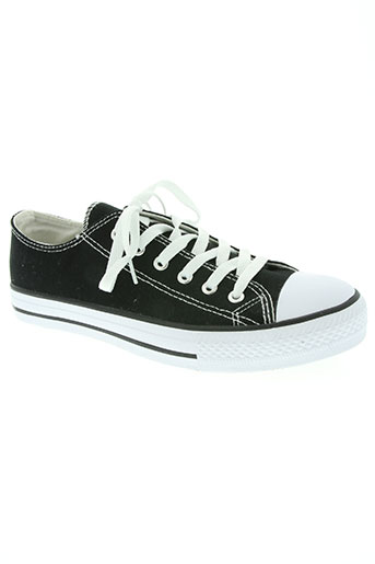 beppi chaussures unisexe de couleur noir