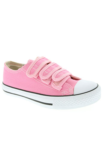 beppi chaussures fille de couleur rose