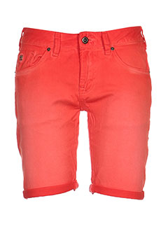 Produit-Shorts / Bermudas-Fille-SCOTCH SHRUNK