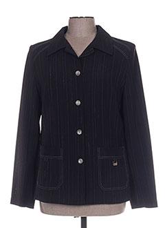 Veste casual noir ATIAN pour femme