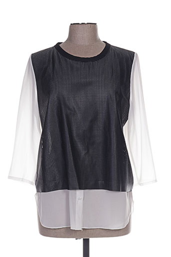 allegro chemises femme de couleur noir