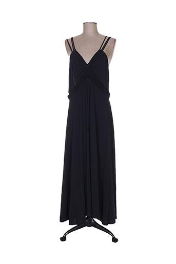 innate robes femme de couleur noir