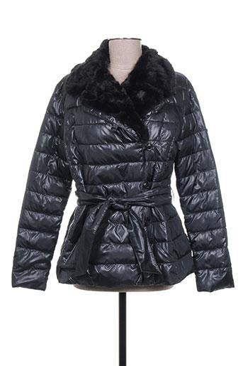 buretti manteaux femme de couleur noir