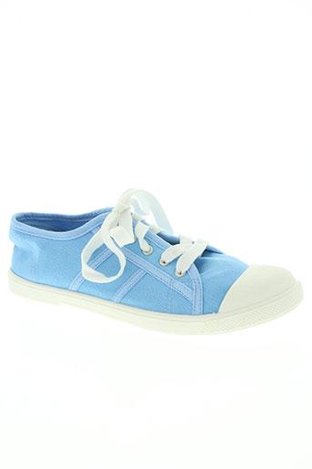 kimberfeel chaussures femme de couleur bleu