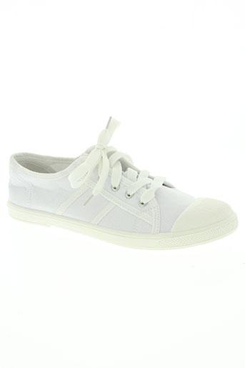 kimberfeel chaussures femme de couleur blanc