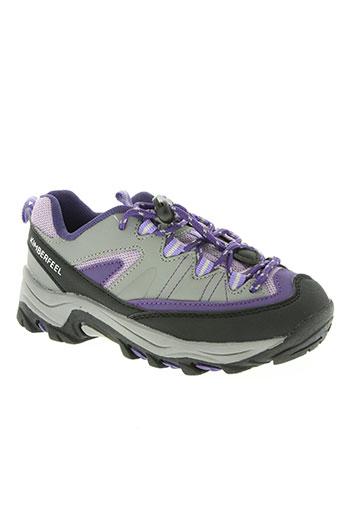 kimberfeel chaussures enfant de couleur violet