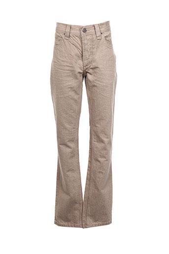 redskins jeans femme de couleur beige