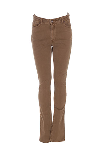 kaporal jeans garçon de couleur marron