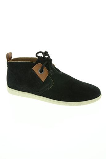 armistice chaussures femme de couleur noir